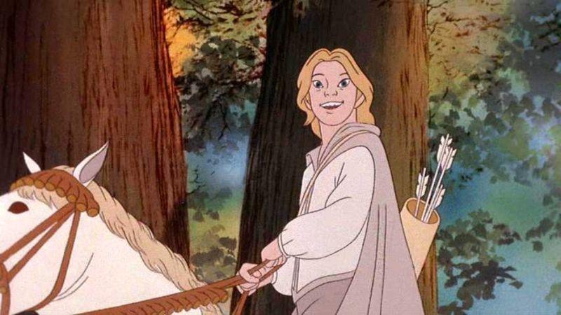 Legolas-film-animation-1978