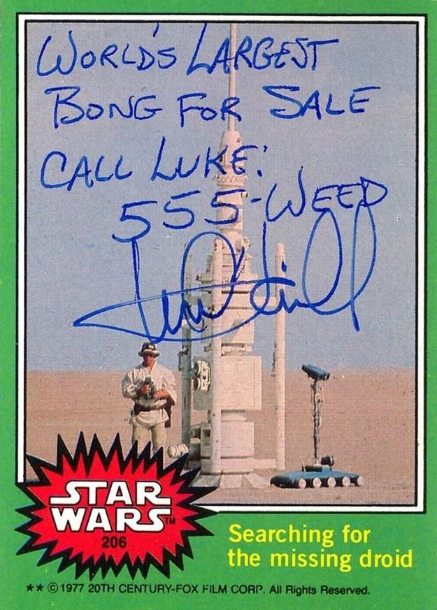 Mark-hamill-autographe-bong
