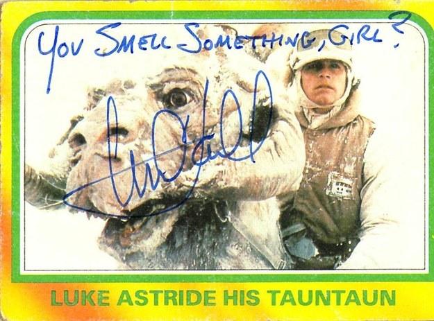 Mark-hamill-autographe-smell