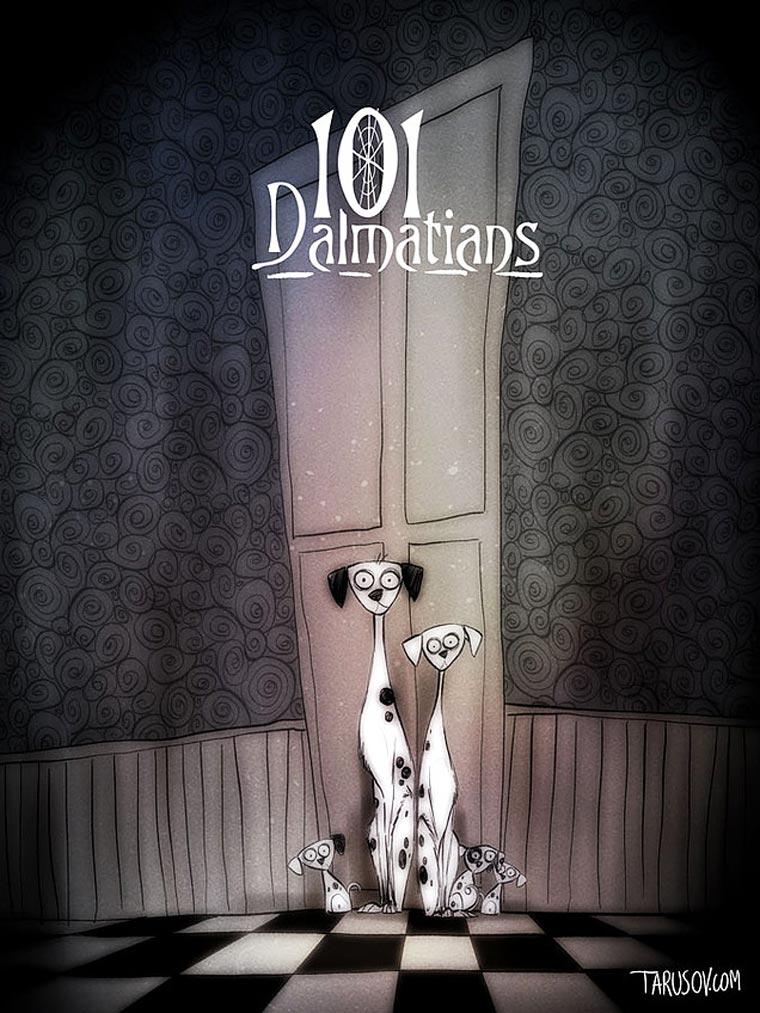 Tim-Burton-Disney-101-dalmatiens