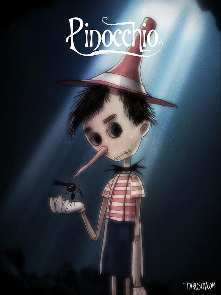 Tim-Burton-Disney-Pinocchio