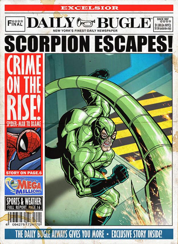 bugle-scorpion