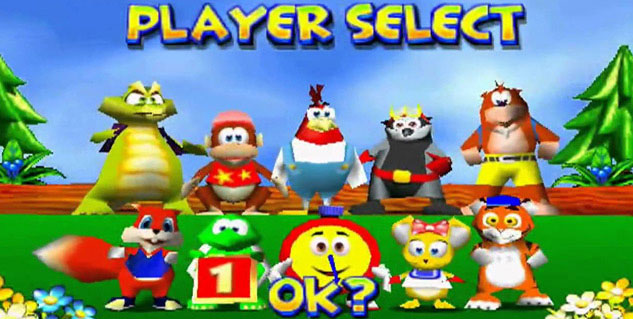 conker-diddy-kong-racing