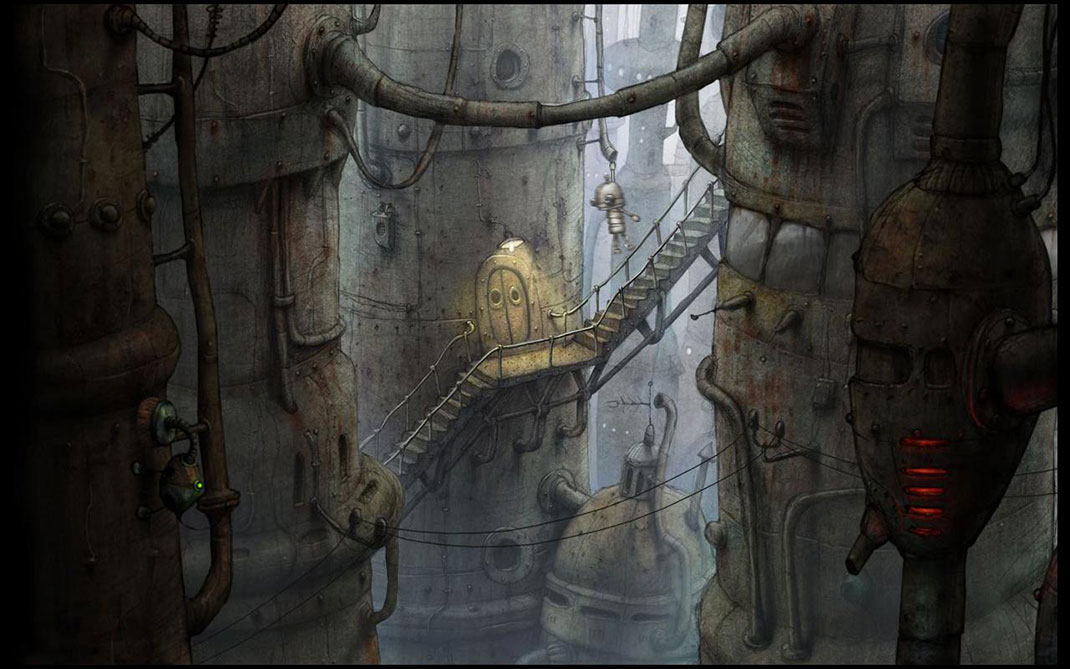 machinarium-jeu-dessin