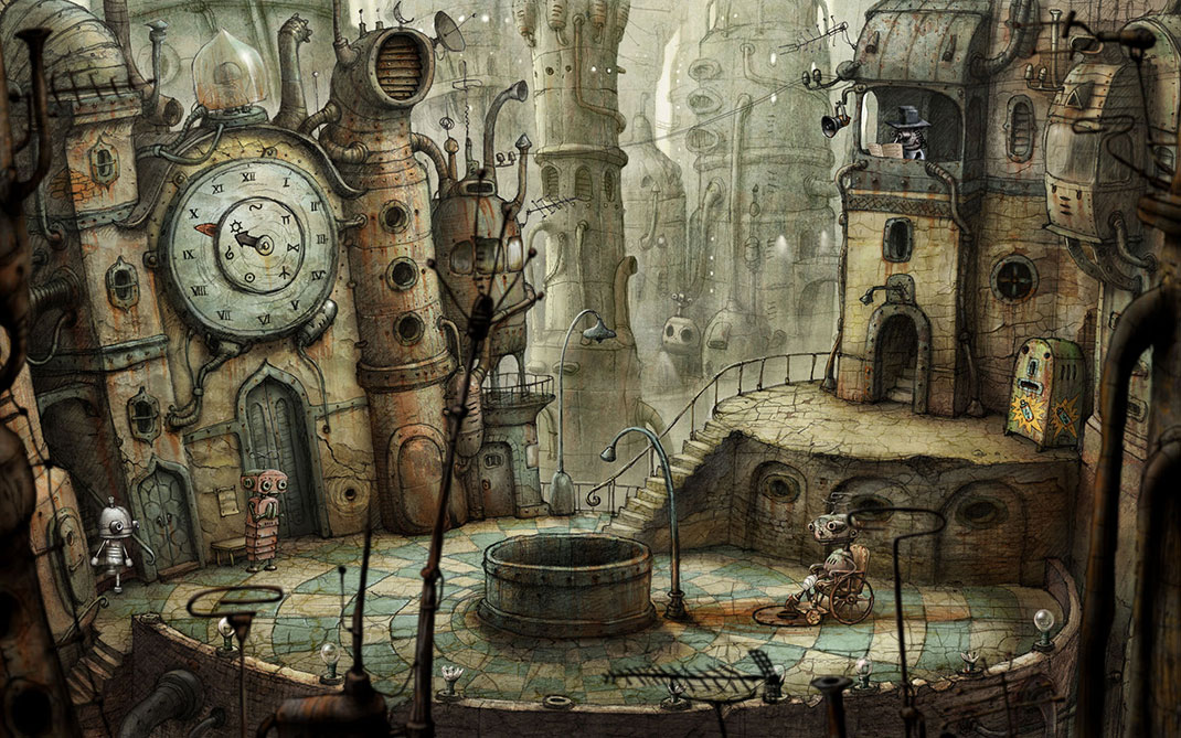 machinarium-jeu