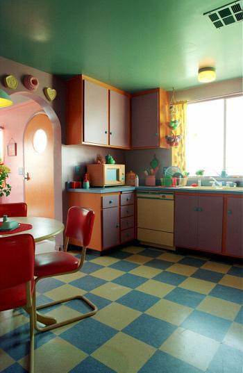 maison-simpsons-cuisine-table