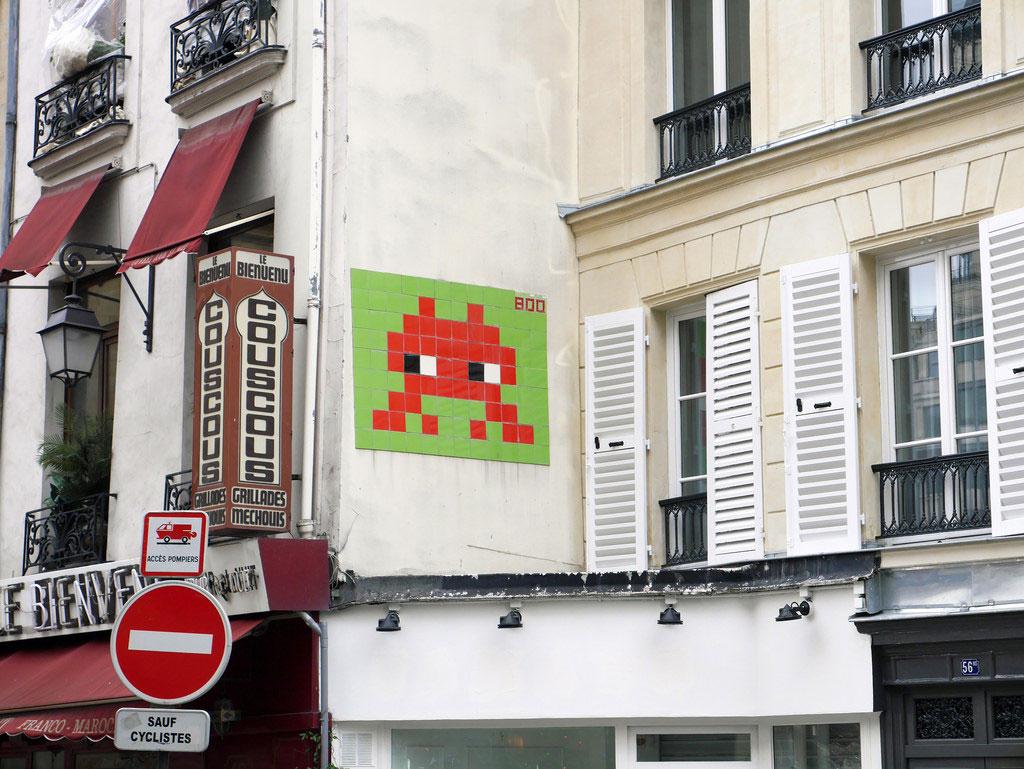 paris-invader