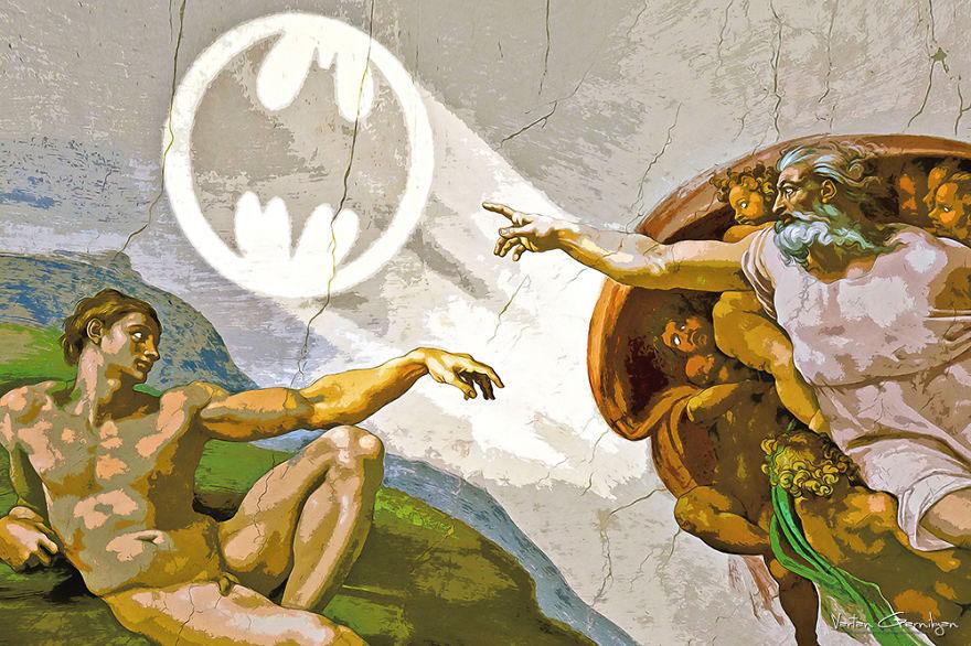 peinture-batman