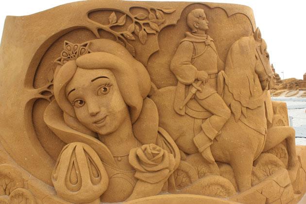 sculpture-sable-blanche-neige
