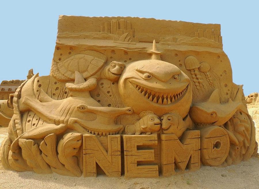 sculpture-sable-nemo