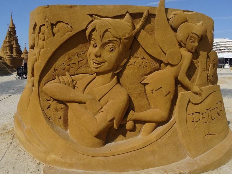 sculpture-sable-peter-pan