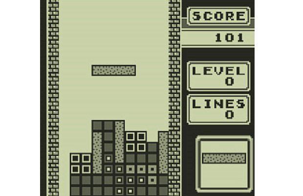 tetris-retro