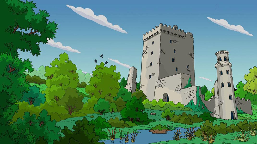 chateau-Irland