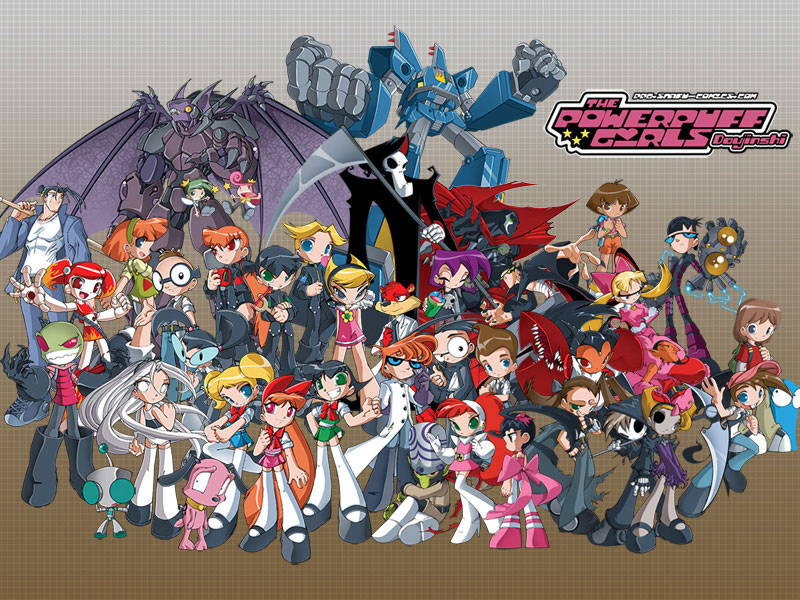 dojinshi-powerpuff-girls-D