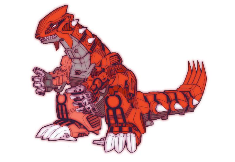 pokezoid-groudon