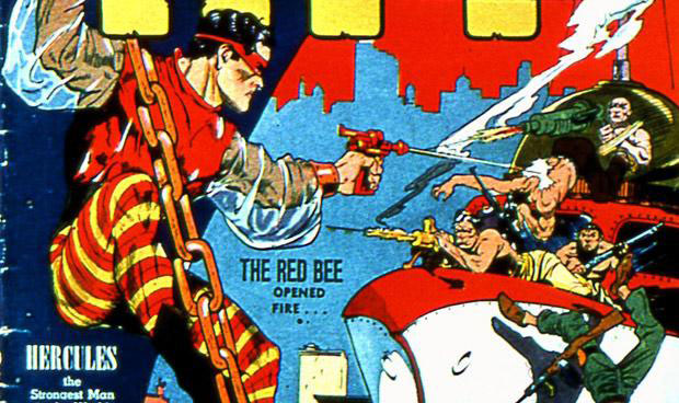 red-bee