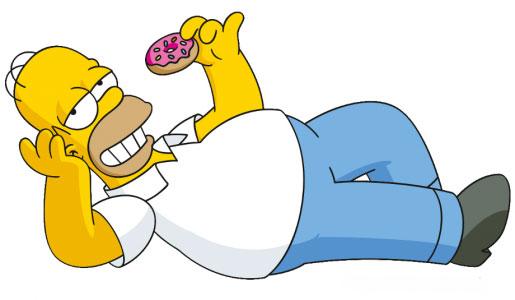simpson-donut