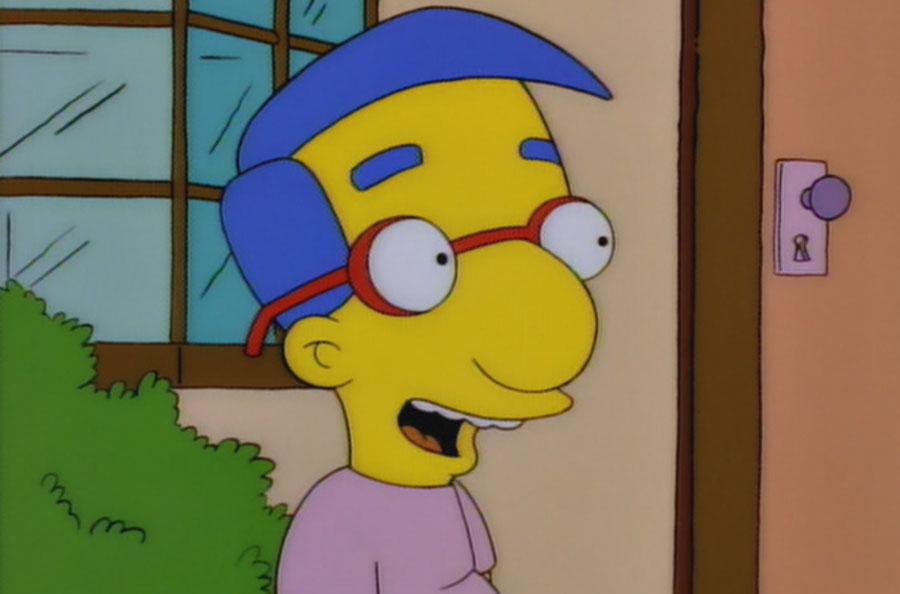 20 anecdotes surprenantes sur les simpson la famille la plus d jant e d am rique - Bart et milhouse ...