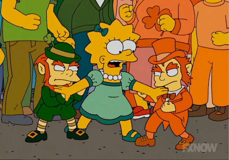 simpsons-leprechaun