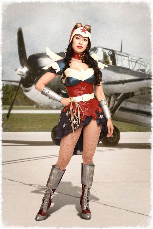 wonder-woman-Apotheosis-cosplay