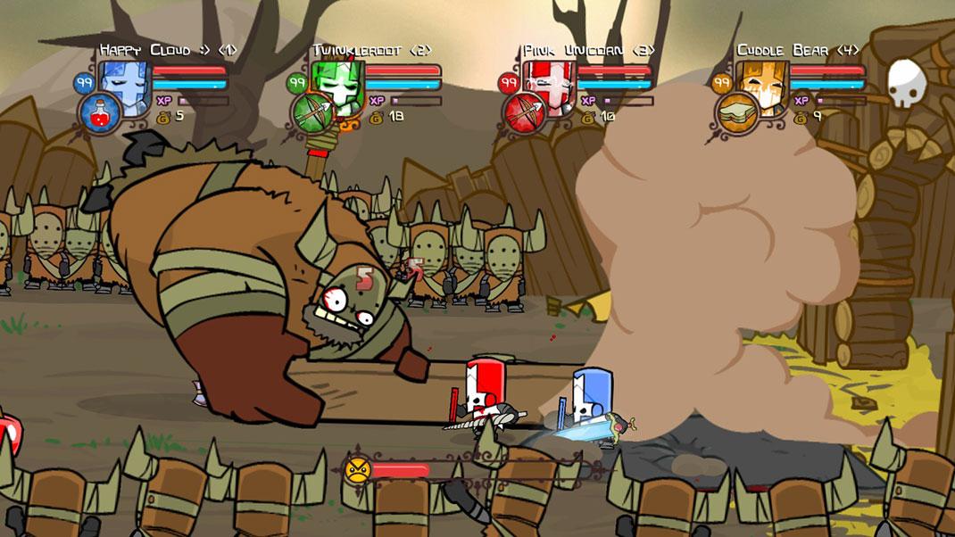 castle-crasher-gameplay
