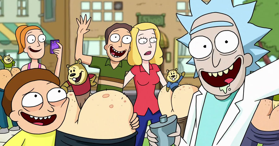 rick-and-morty-personnages