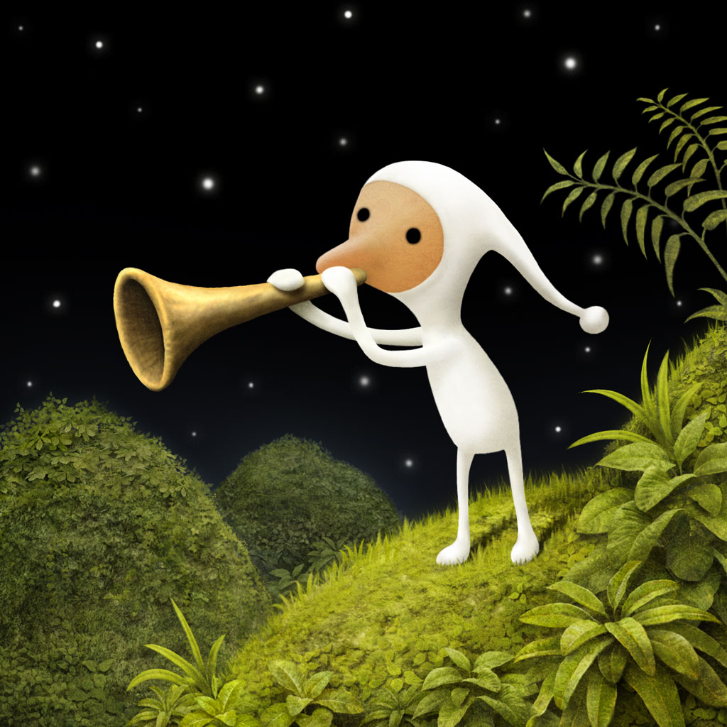 Samorost-personnage