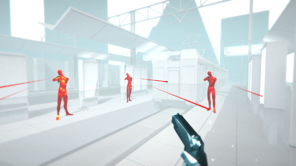Superhot_bullets