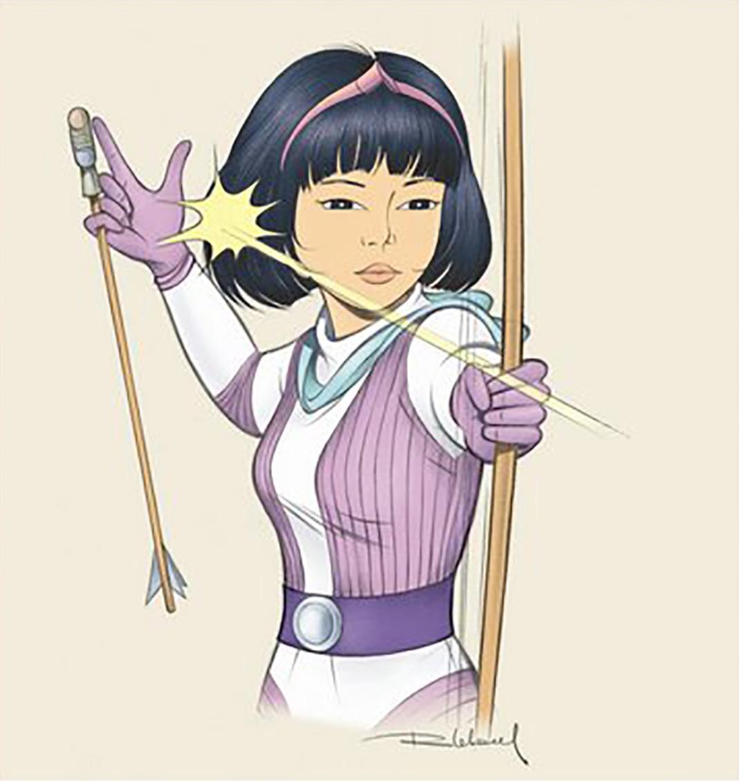 Yoko Tsuno8