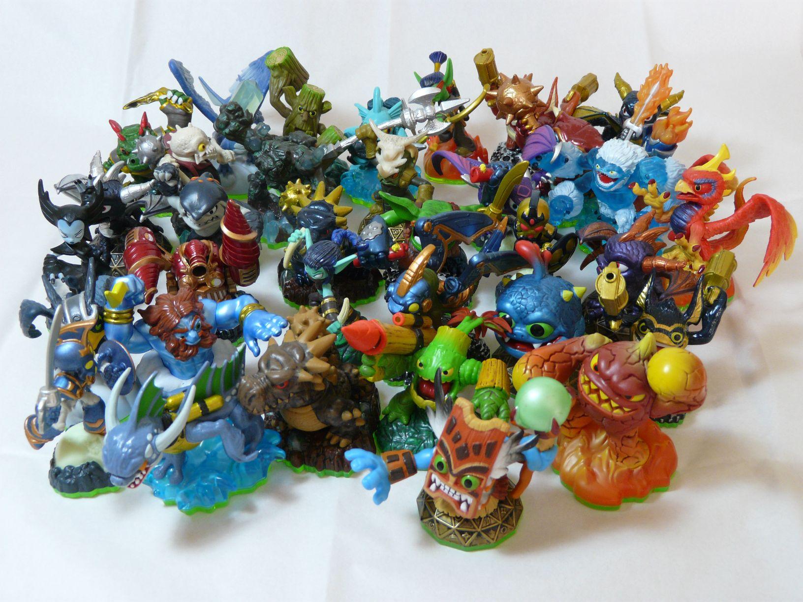 figurines-skylanders-spyros-adventure