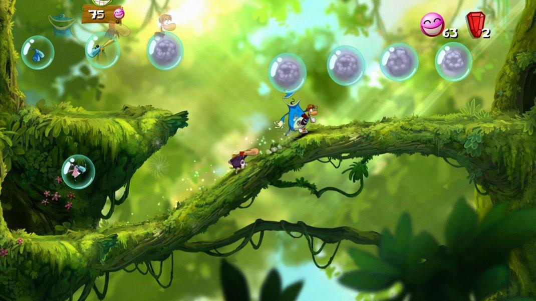 rayman-gameplay