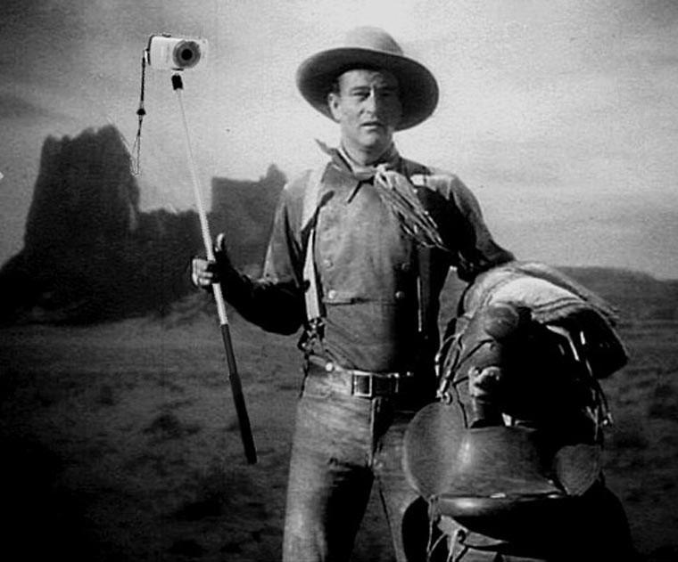 selfie-stick-western-vieux