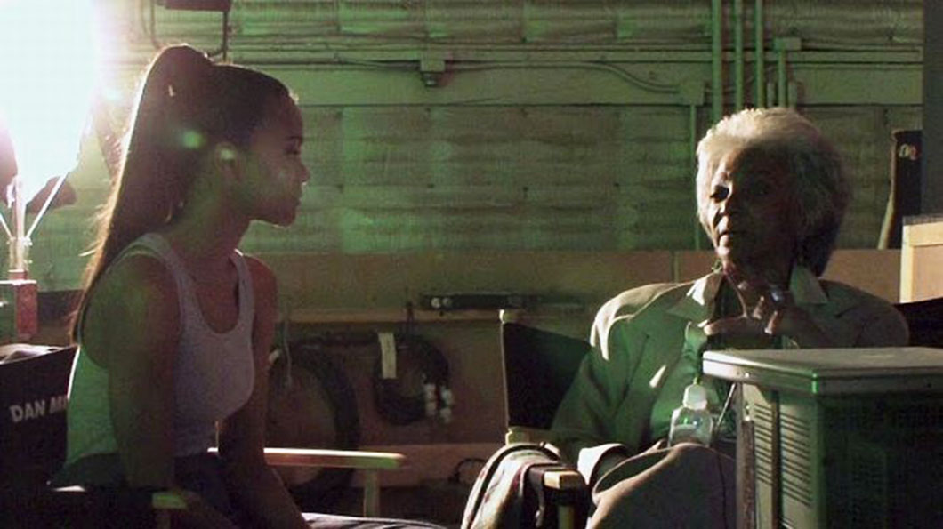 Les deux actrices qui ont interprété Nyota