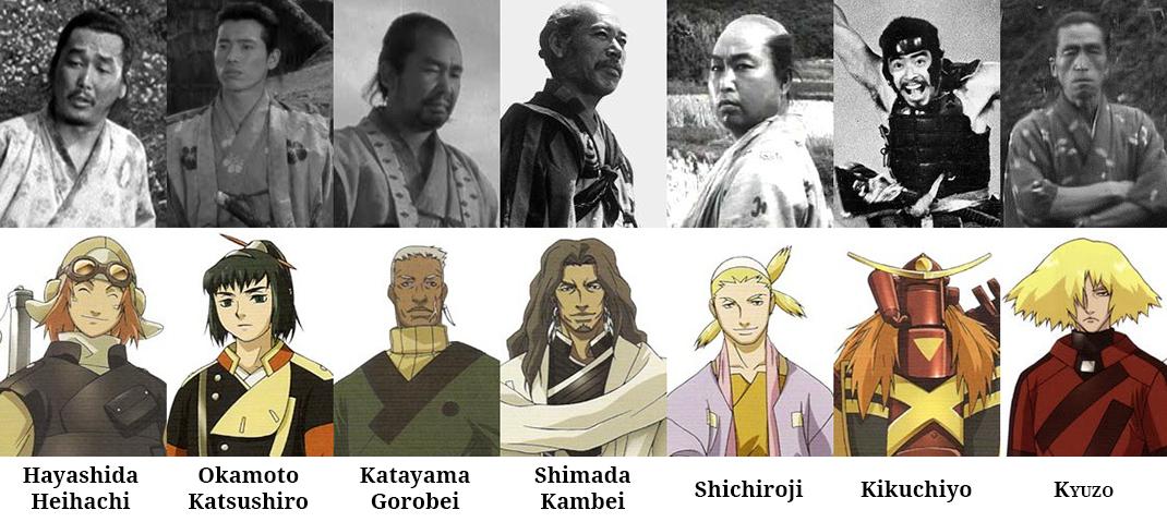 7-samuraiName