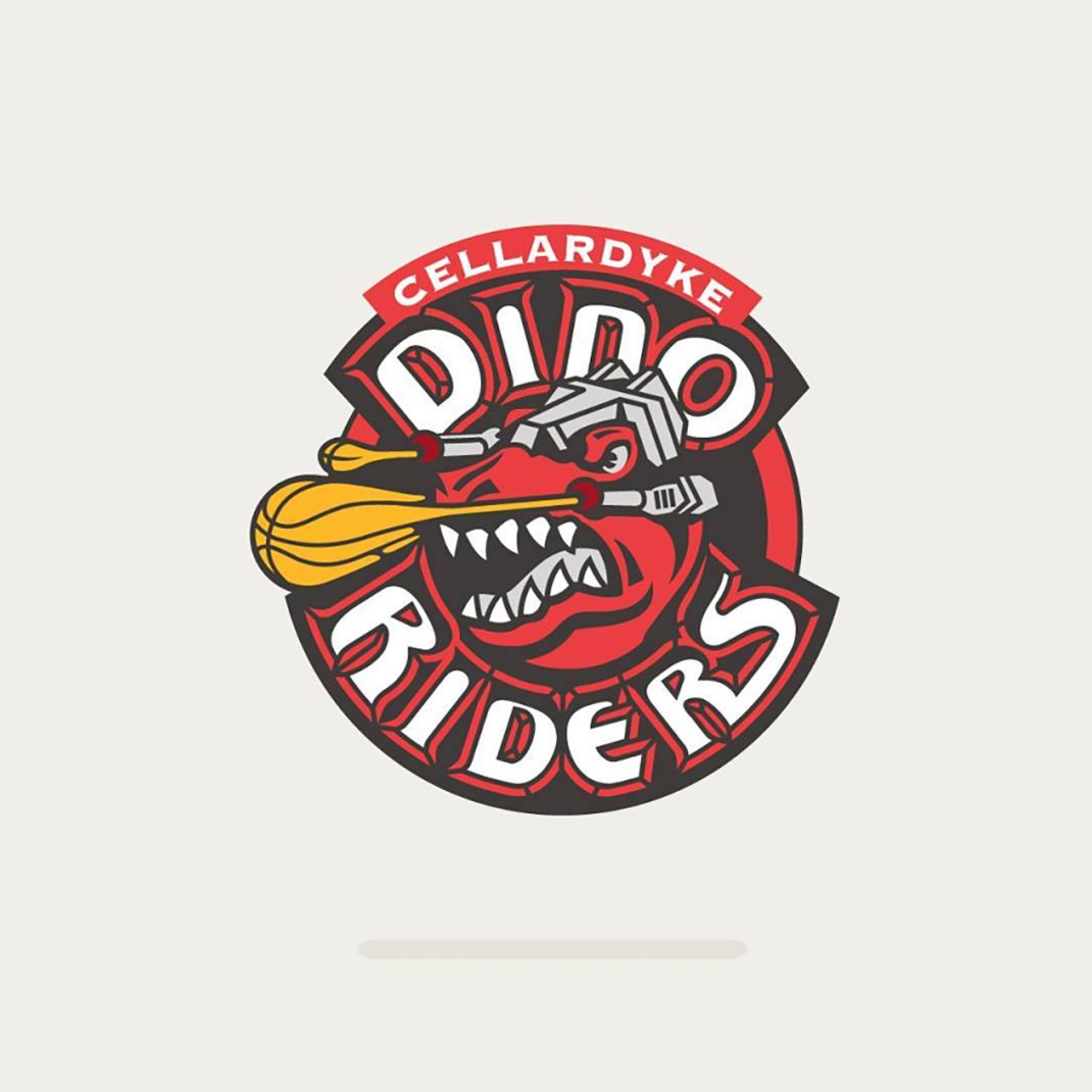 @raptors Toronto#dinoride #dinoriders
