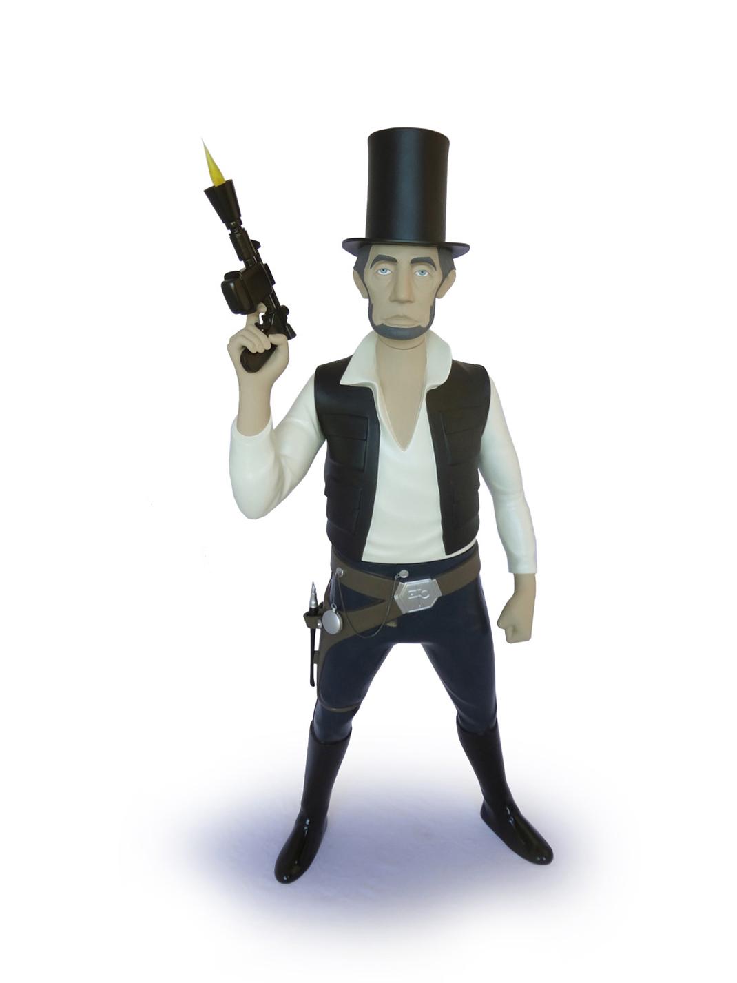 Abraham Lincoln-Han Solo