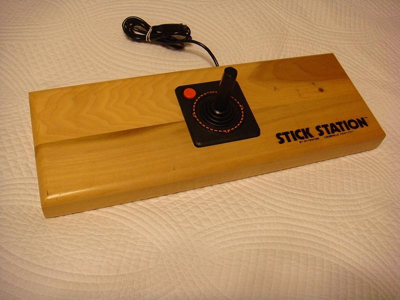 Atari 2600 Stick Station