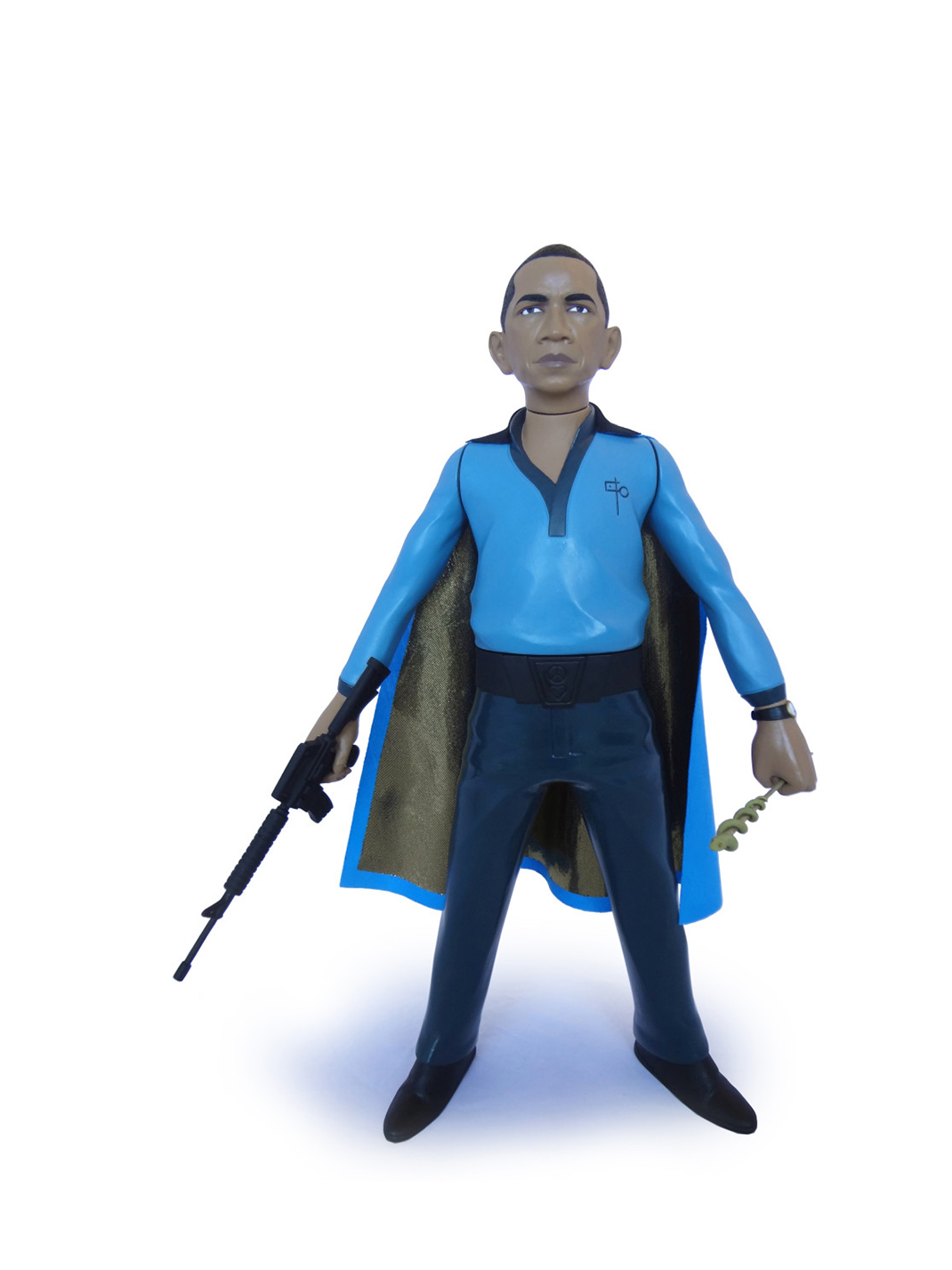 Barack Obama-Lando Calrissian