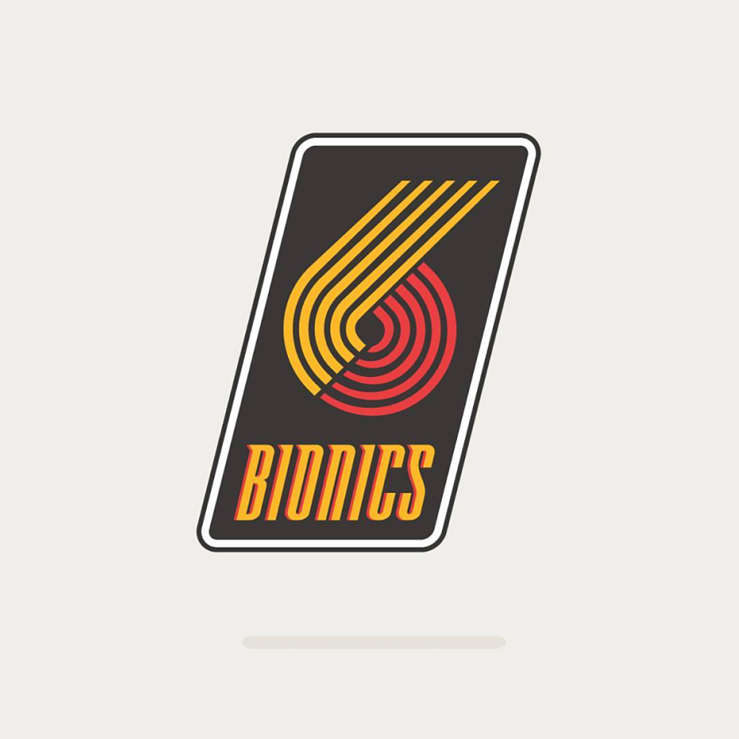 Bionic Six based on #trailblazers