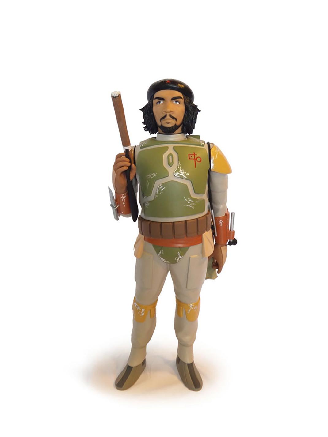 Che Guevara-Boba Fett