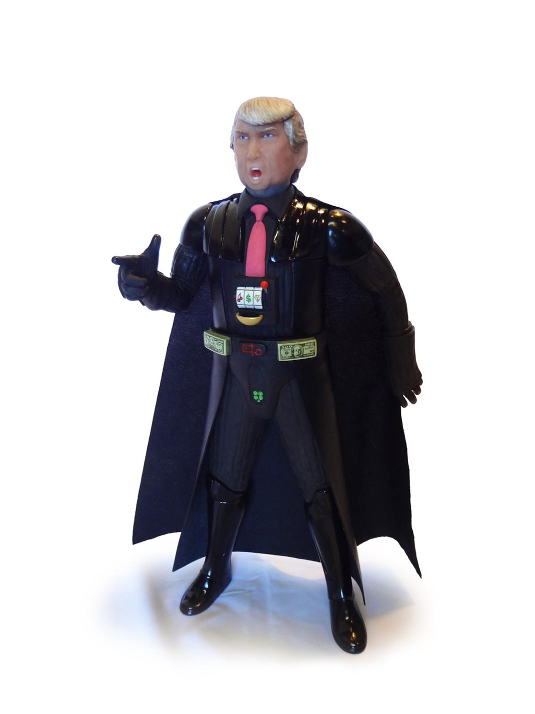 Donald Trump-Darth Vader