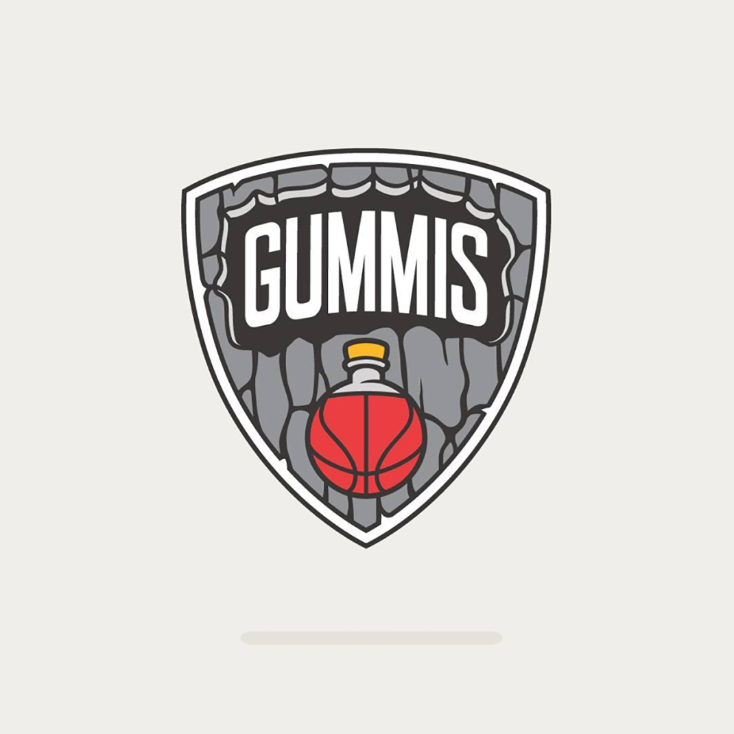 Gummi Bears based on #brooklynnets