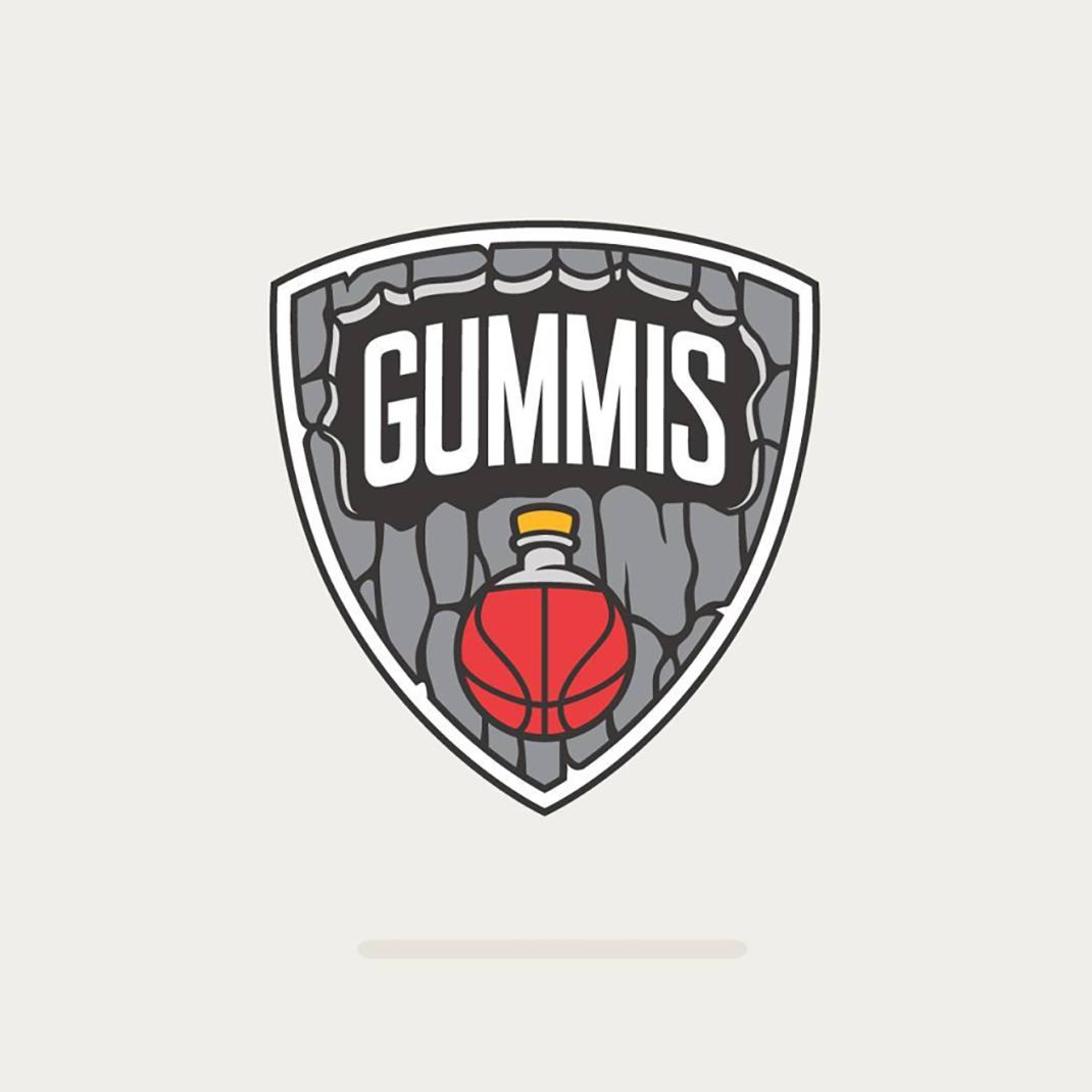 Gummi Bears based on #brooklynnets
