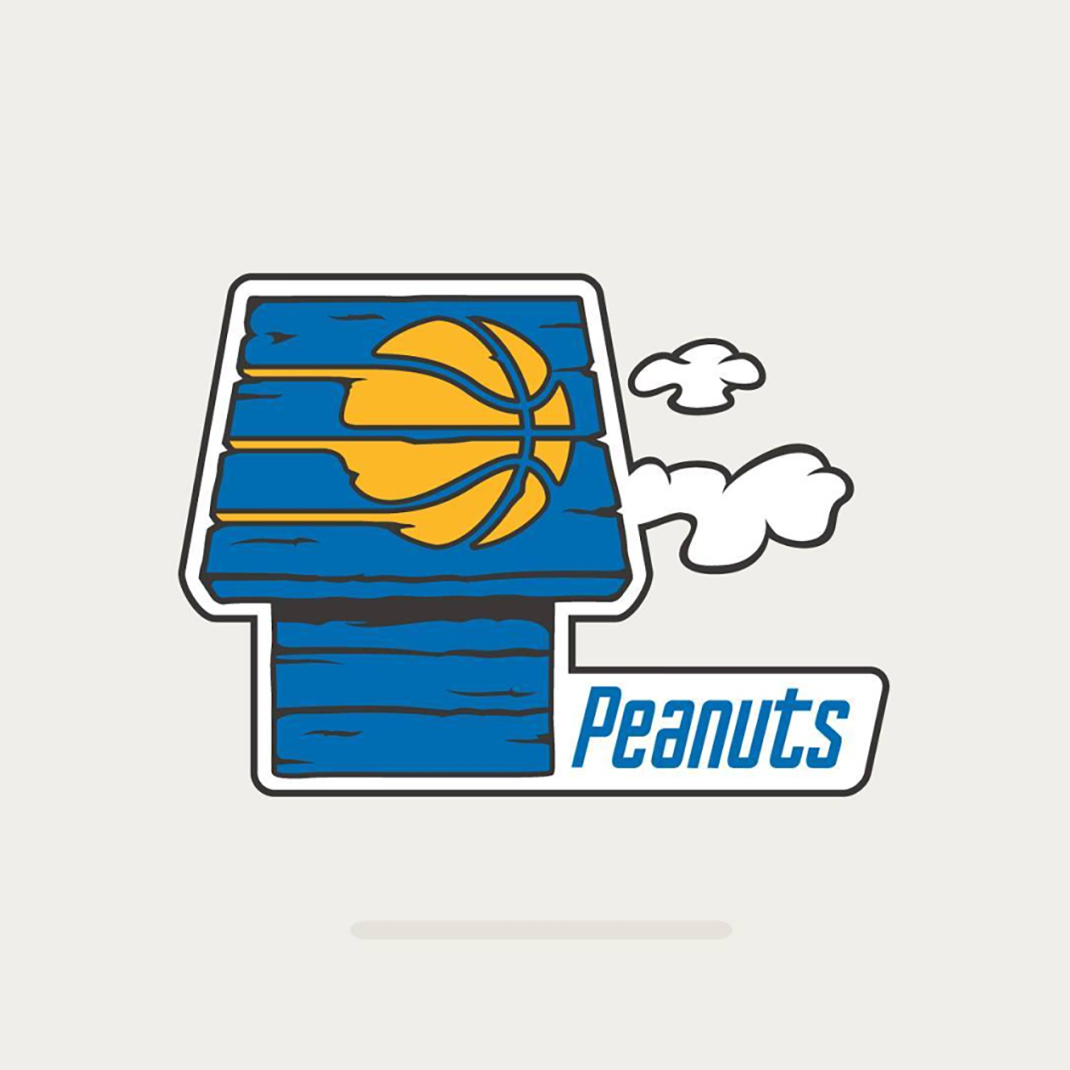 Indiana Peanuts based on #indianapacers