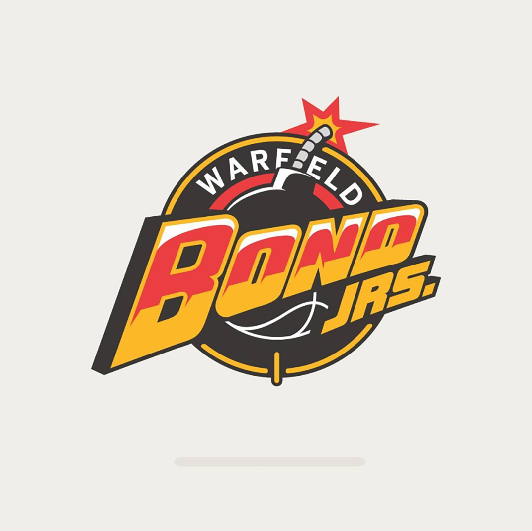 James Bond Jr Warfield Bond Jrs based on #utahjazz