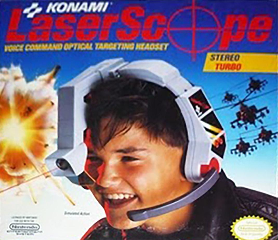 Konami Laserscope2