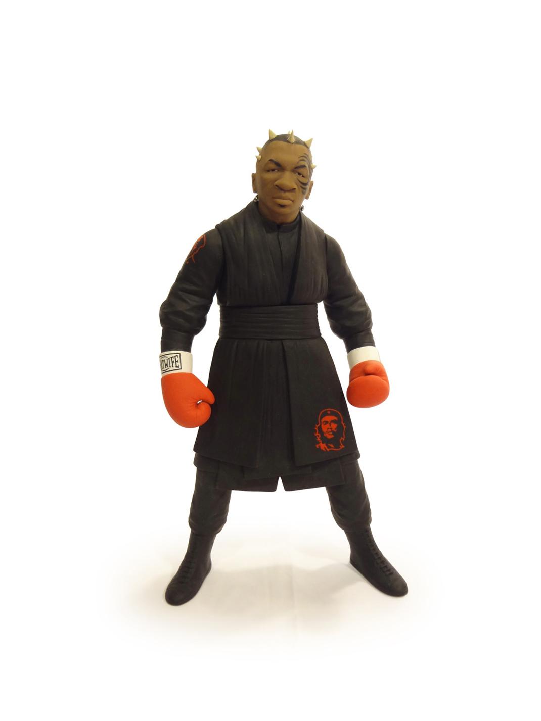 Mike Tyson-Darth Maul