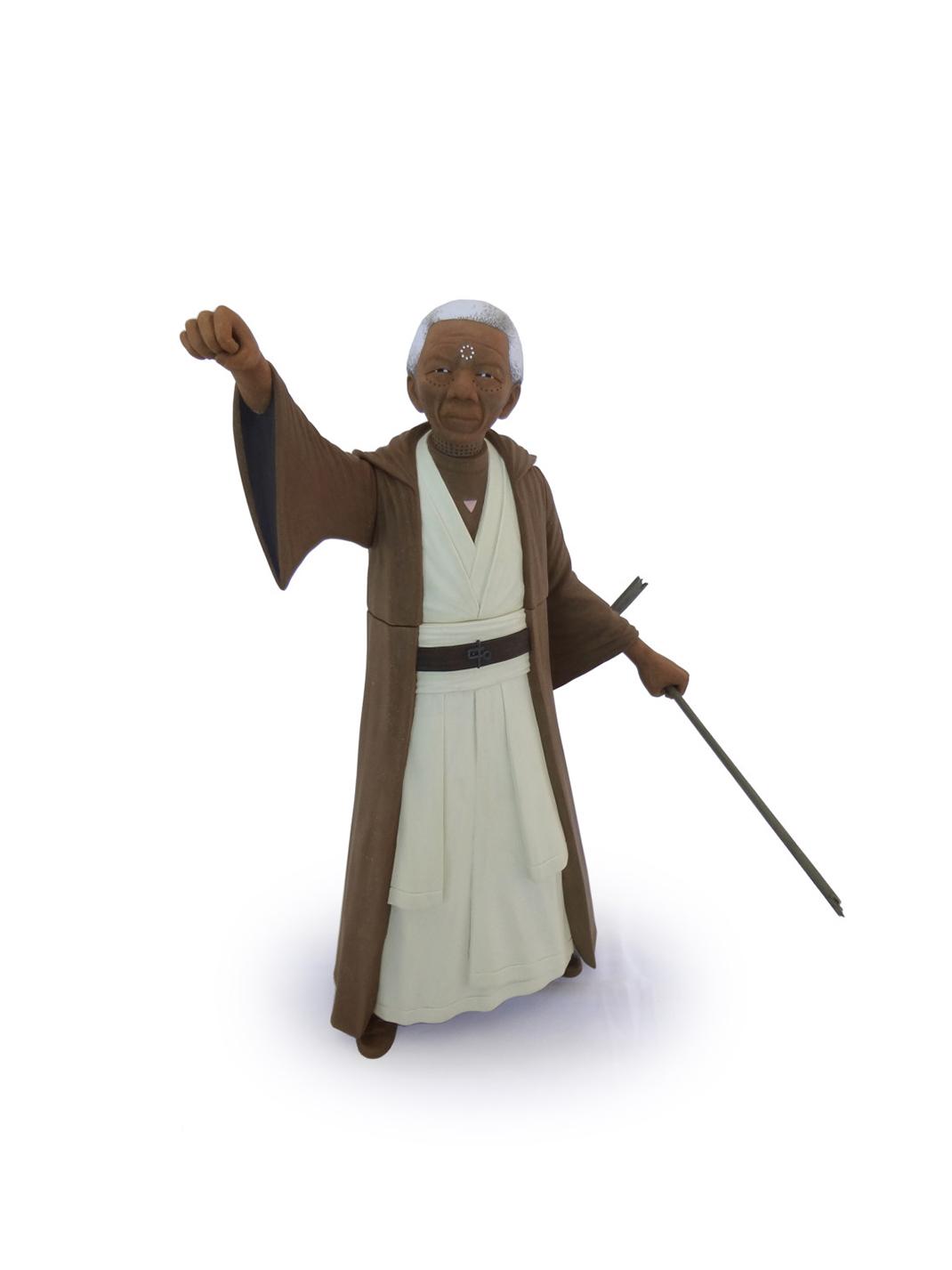 Nelson Mandela-Obi Wan Kenobi