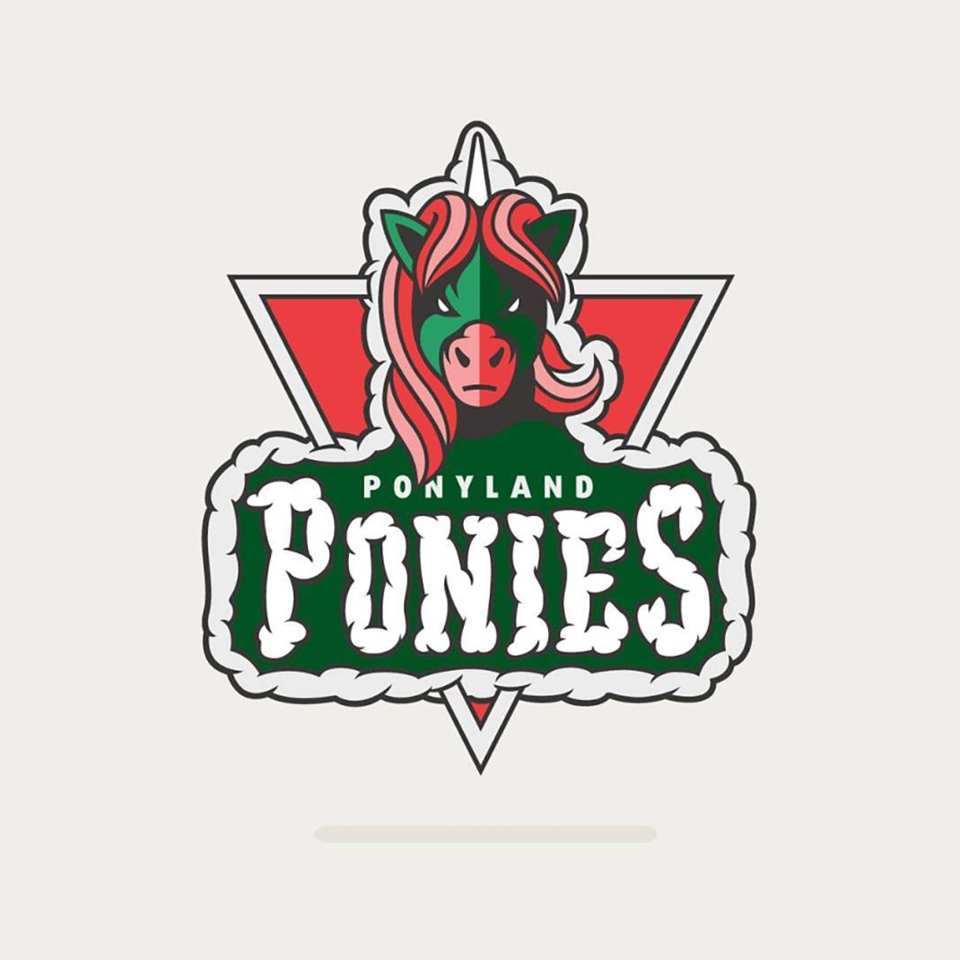 Ponyland Ponies based on #milwaukeebucks