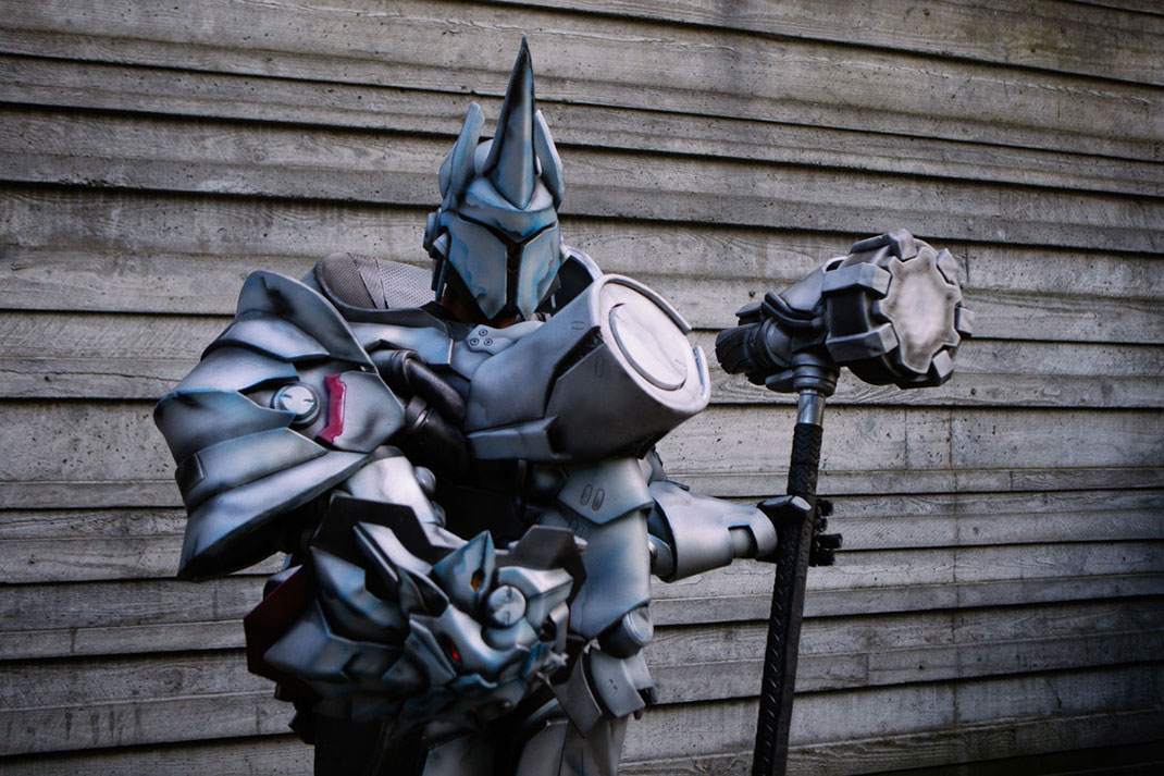 Reinhardt-cosplay-overwatch